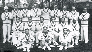Indian cricket team in England in 1932