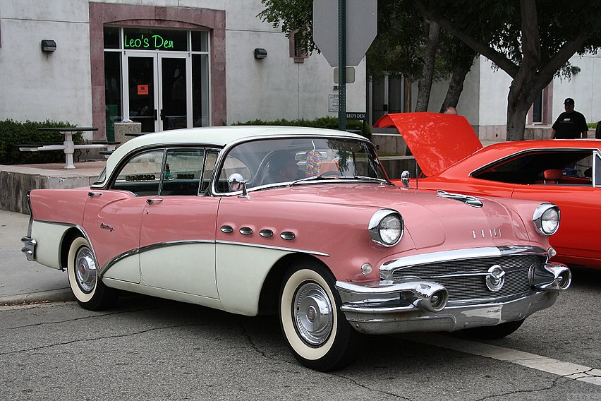 Buick eanswers buick century de 1956 fandeluxe Image collections