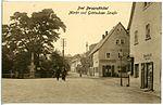 19625-Berggießhübel-1915-Markt und Gottleubaer Straße-Brück & Sohn Kunstverlag.jpg
