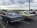 1969 AMC Rebel SST 2-door hardtop in blue at 2015 AMO show 5of5.jpg