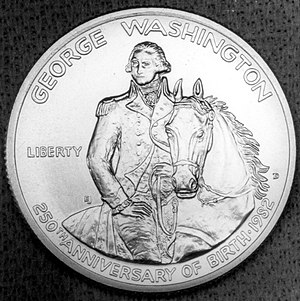 Modern United States commemorative coins -  Obverse