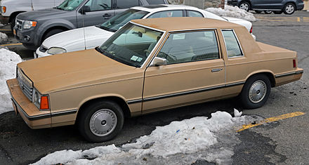 Plymouth Reliant Wikiwand