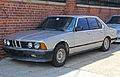 1985 BMW 745i grey market import (13968252760).jpg