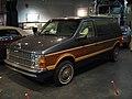 1986 Dodge Caravan Smithsonian National Museum of American History.jpg