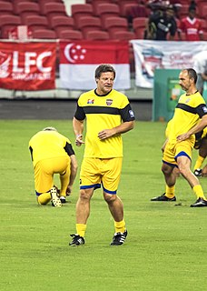 Stefan Schwarz Swedish footballer