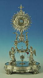 Le reliquie del miracolo eucaristico di Lanciano