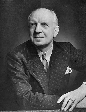 Frederick Marquis, 1st Earl of Woolton - Image: 1st Earl of Woolton 1947