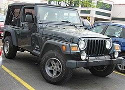 Jeep Wrangler – Wikipedia