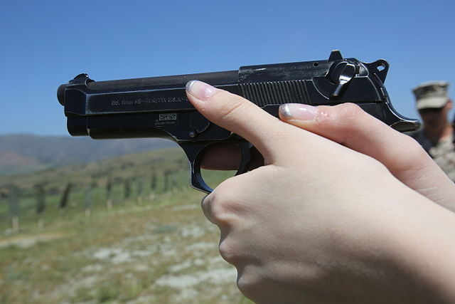 how to shoot a handgun better
