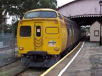 TransAdelaide - Image: 2000 class 4car gawler