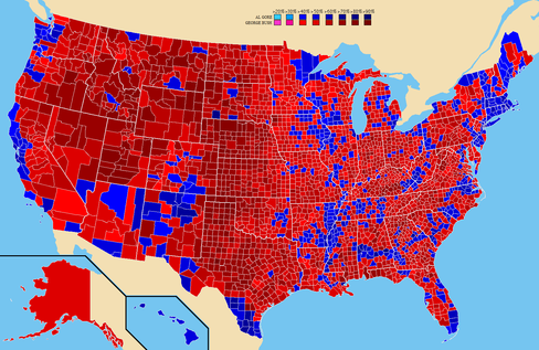 United States presidential election of 2000