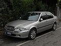 2001 Rover 45 2.0 sedan - front.jpg