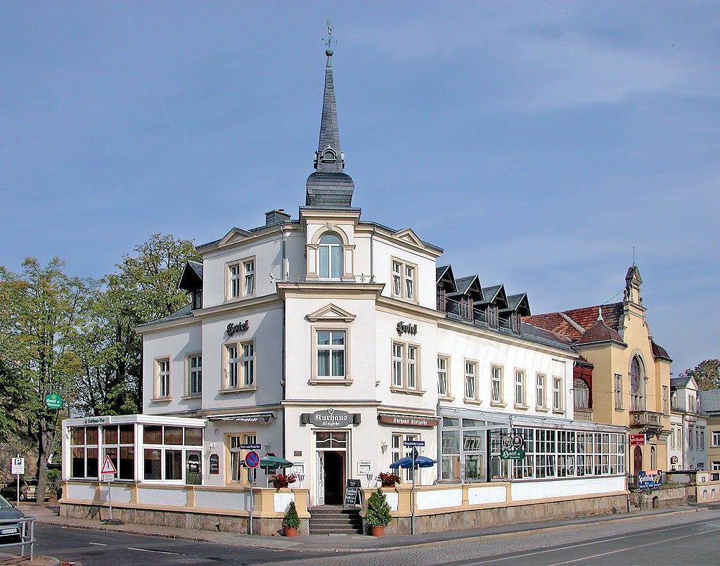 Kurhaus Klotzsche