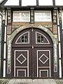 2007-05-27,07, Heimatmuseum Wiedenbrück, Tor.JPG