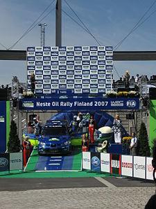 2007 Rally Finland podium 05.JPG