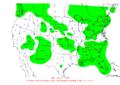 2008-07-27 24-hr Precipitation Map NOAA.png