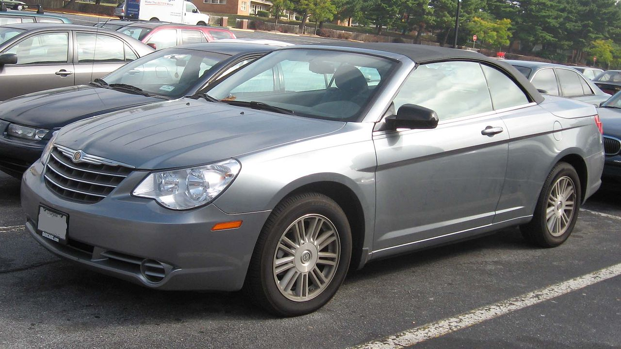 file 2008 chrysler sebring. Cars Review. Best American Auto & Cars Review