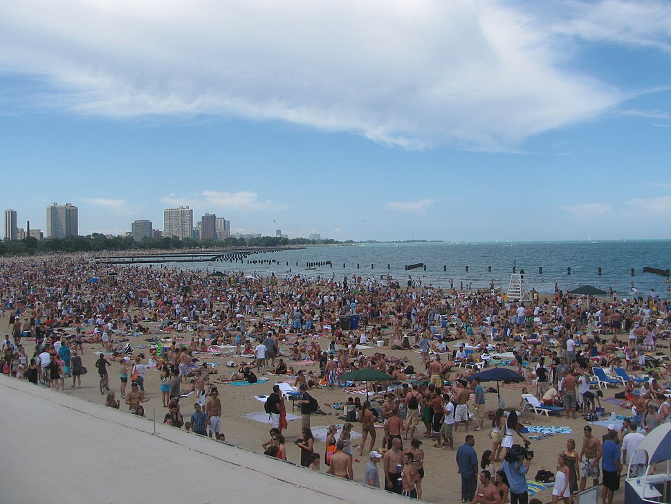 20080704 North Avenue Beach