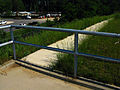 2008 06 20 - 3619 - Annapolis Junction - Sidewalk barrier (3434713955).jpg