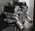 2008 Nissan VK50VE engine rear.jpg