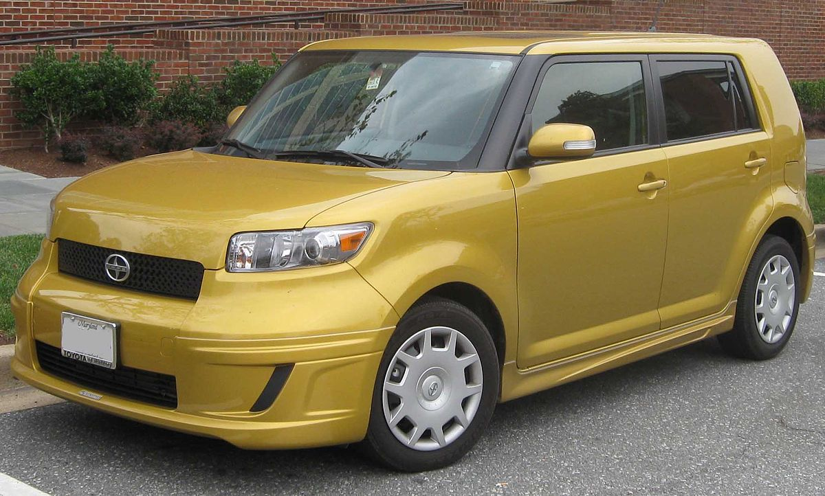 Scion Xb Wikipedia Ford Alternator Wiring Diagram