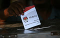 2009 Elections, Indonesia (10655934256).jpg