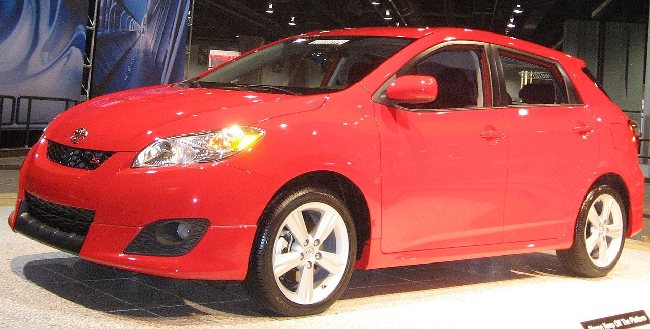 2009 toyota matrix review the truth about cars autos post. Black Bedroom Furniture Sets. Home Design Ideas