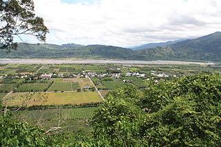 Luye, Taitung Rural township in Taitung, Taiwan