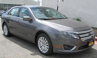 Atkinson cycle - 2010 Ford Fusion Hybrid (North America)