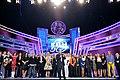 2011-11-13 Владимир Путин на юбилейном выпуске передачи КВН-50 (04).jpeg