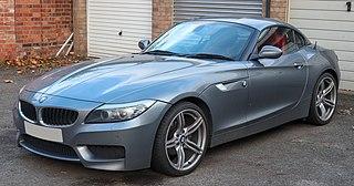 BMW Z4 (E89) Second generation of BMW Z4 roadsters