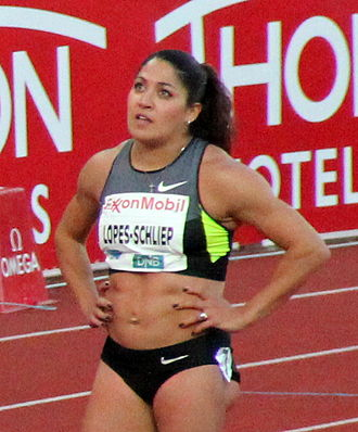 Priscilla Lopes-Schliep - Priscilla Lopes-Schliep at the 2012 Bislett Games
