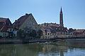 2012-10-06 Landshut 002 Isar, St. Martin (8061794697).jpg