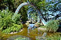 2013 Bruno Weber Skulpturenpark-Führung - Hausteich 2013-08-02 12-36-31.JPG