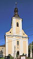 2013 Hawierzów, Błędowice, Kościół św. Małgorzaty 02.jpg