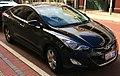 2013 Hyundai Elantra (MD2) Elite sedan (2018-03-27) 01.jpg