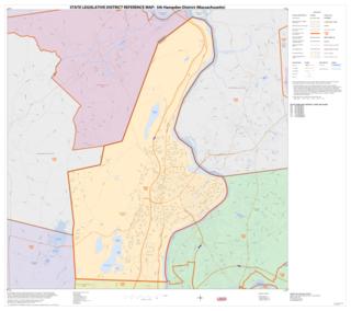 Massachusetts House of Representatives 5th Hampden district