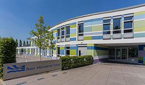 Bonn International School - Image: 2014 07 02 Bonn International School, Bonn Plittersdorf IMG 2127