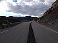 2014-08-09 17 40 12 View west along U.S. Routes 6 and 50 and north along U.S. Route 93 about 61.8 miles east of the Nye County line in White Pine County, Nevada.JPG