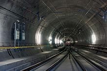 圣哥达基线隧道