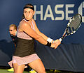 2014 US Open (Tennis) - Tournament - Aleksandra Krunic (14937147839).jpg