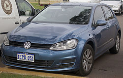 Volkswagen Golf 7.