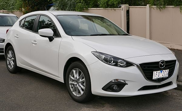 Mazda3 On Wikinow News Videos Facts