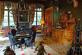 Aardhuis wikipedia - Chalet stijl kamer ...