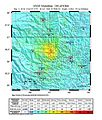 2016 Oklahoma earthquake ShakeMap.jpg