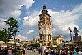 2017-05-31 Wieża Ratuszowa w Krakowie 3.jpg