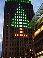 2017 - PPL Tower Christmas Lights - Allentown PA.jpg