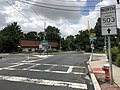 2018-07-22 17 16 52 View north along Bergen County Route 503 (Kinderkamack Road) at Railroad Avenue and Wortendyke Avenue in Montvale, Bergen County, New Jersey.jpg