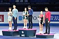 2019–2020 Grand Prix of Figure Skating Final Pair skating medal ceremonies 2019 12 07 1813.jpg