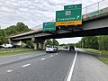 2019-05-21 17 39 27 View south along Interstate 97 (Patuxent Freeway) at Exit 5 (Maryland State Route 178, Crownsville) in Waterbury, Anne Arundel County, Maryland.jpg